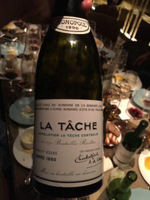 DRC La Tache 1990
